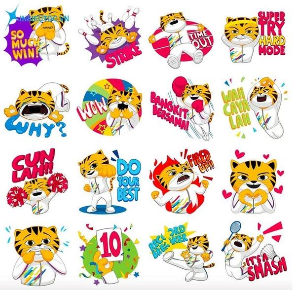 sticker emoji là gì - In Siêu Tốc