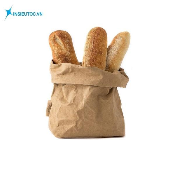 Mẫu túi giấy đựng bánh mì - In Siêu Tốc