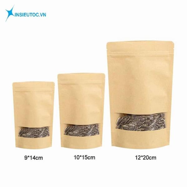 Túi giấy kraft - In Siêu Tốc
