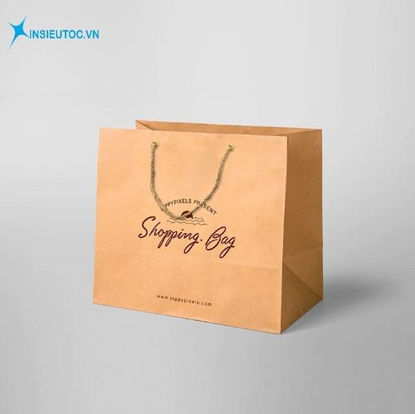 Túi giấy có quai - In Siêu Tốc