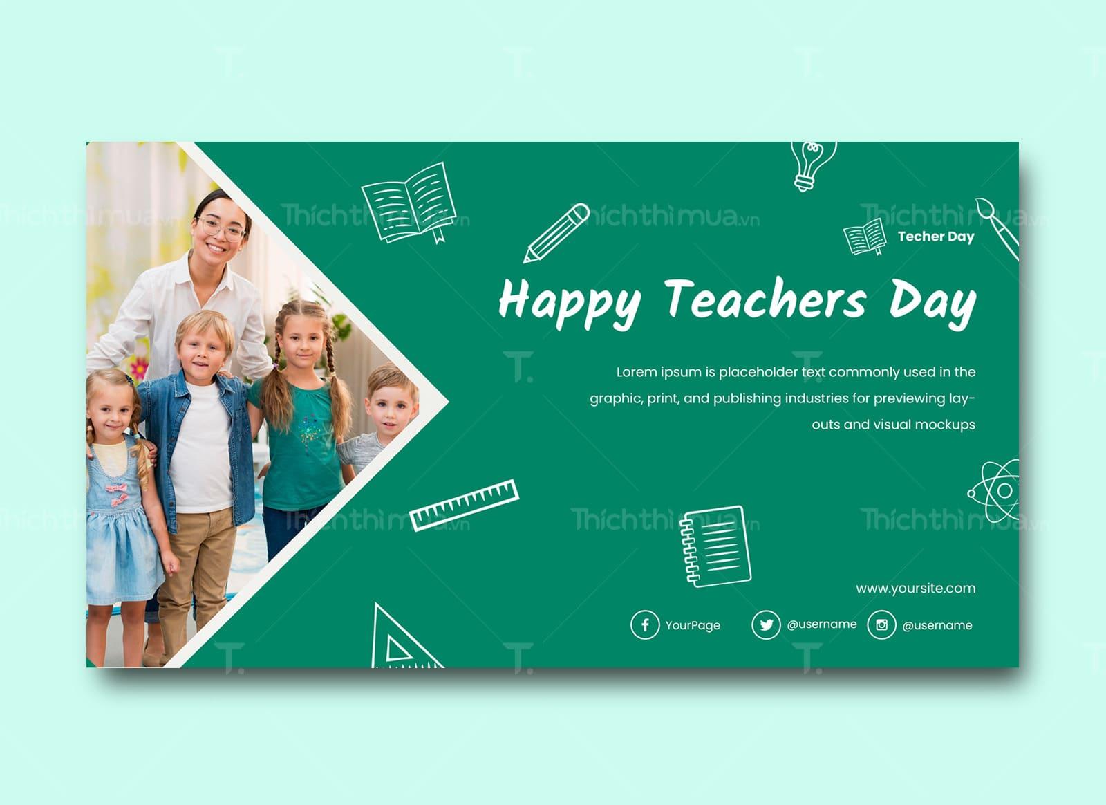 banner ngày nhà giáo