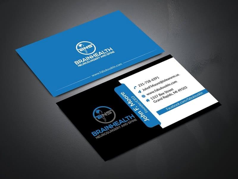 card visit ngành y tế
