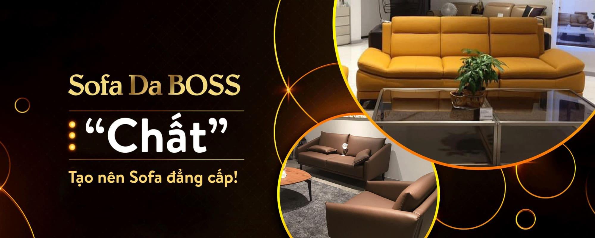 mẫu banner quảng cáo ghế sofa