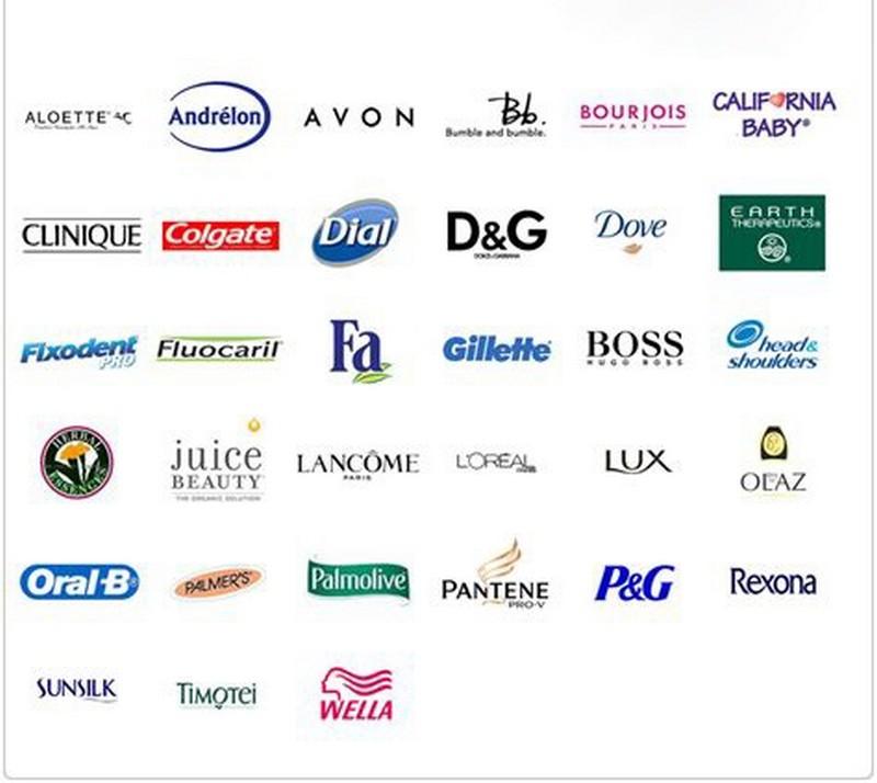 những mẫu logo đẹp ngành mỹ phẩm