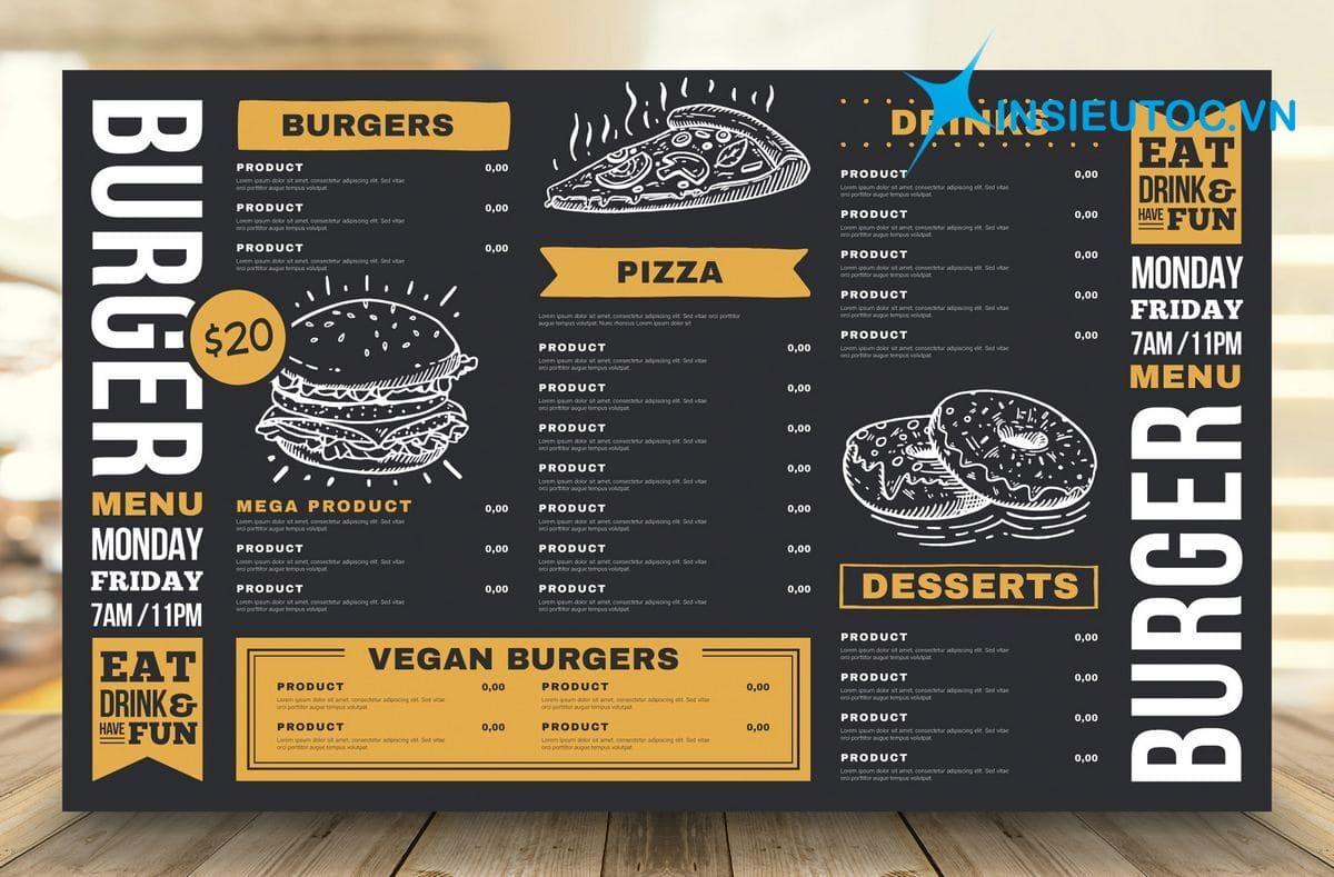 in menu hcm
