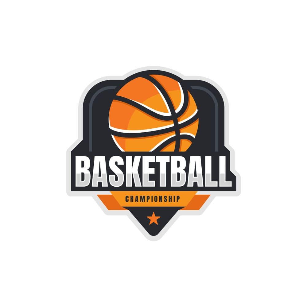 logo giải bóng rổ nhà nghề
