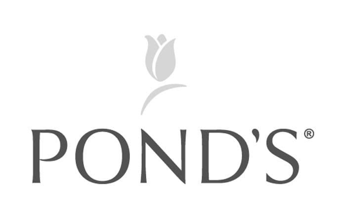 logo mỹ phẩm ponds