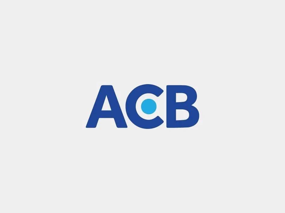 logo ngân hàng acb