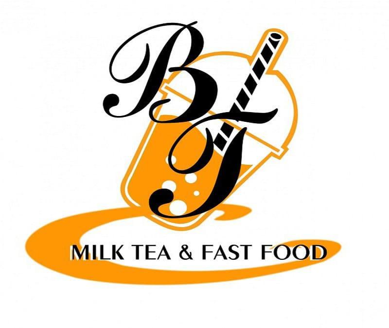 logo quán trà sữa