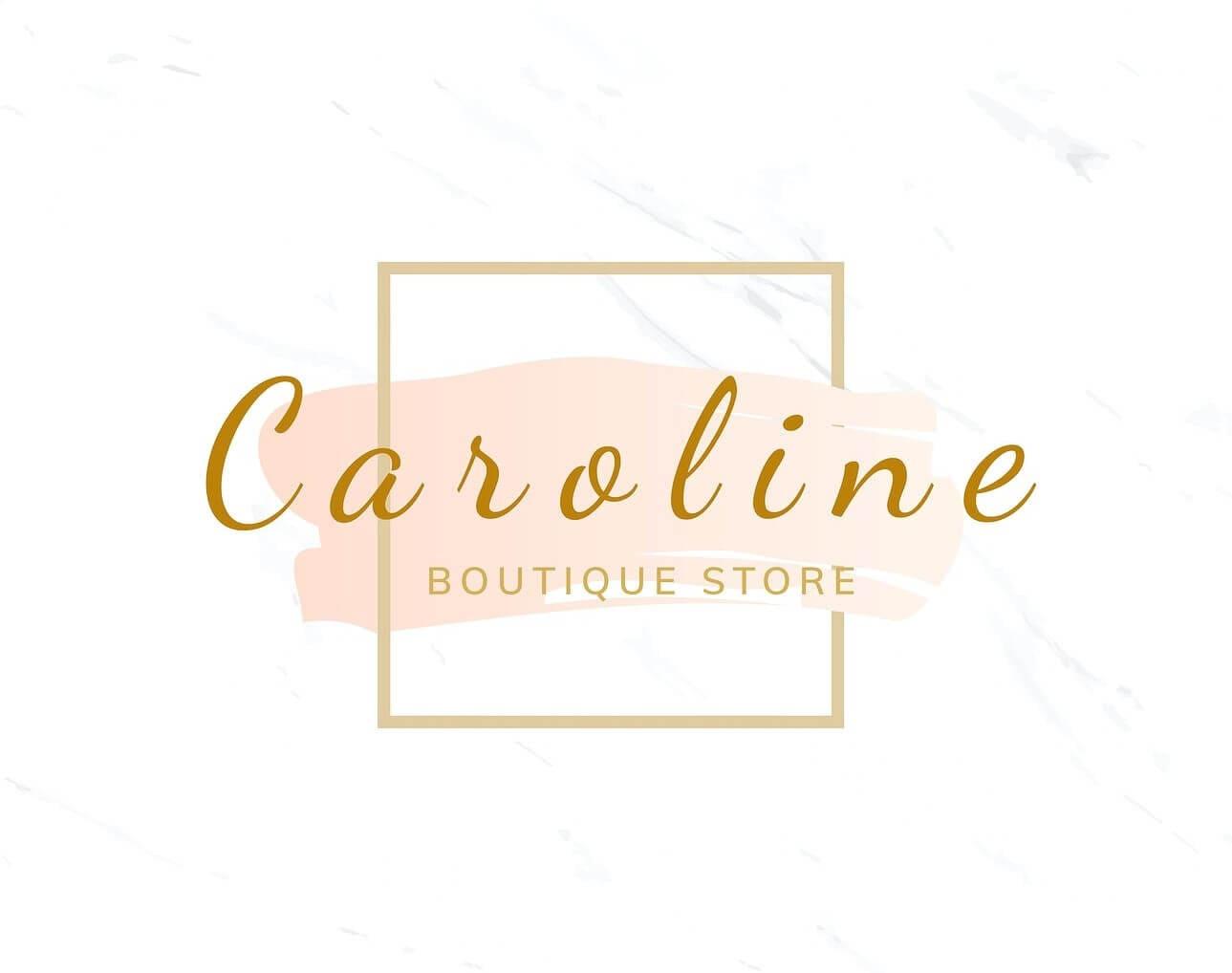 logo shop thời trang