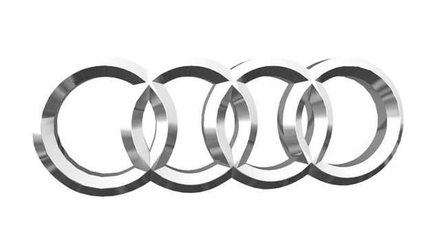 logo thương hiệu audi