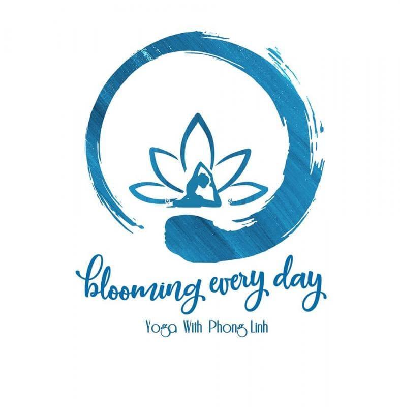 logo trung tâm yoga