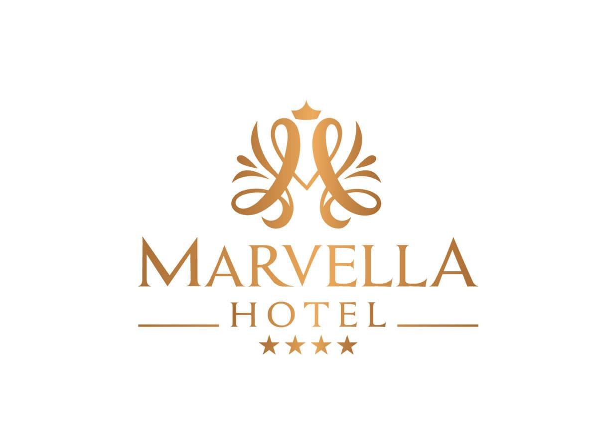 mẫu logo đẹp cho khách sạn