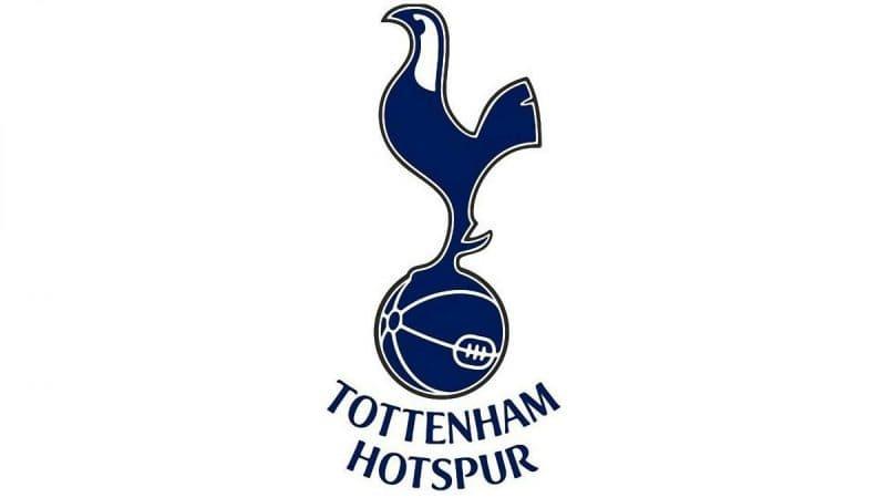 mẫu logo đẹp đội bóng tottemham