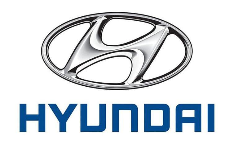 mẫu logo hyundai