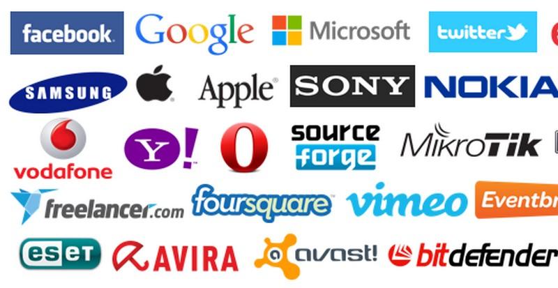 mẫu logo ngành công nghệ