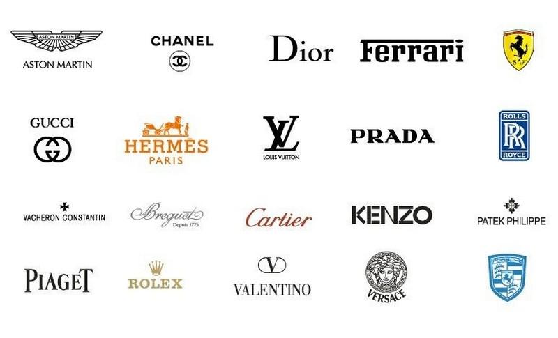 logo ngành thời trang