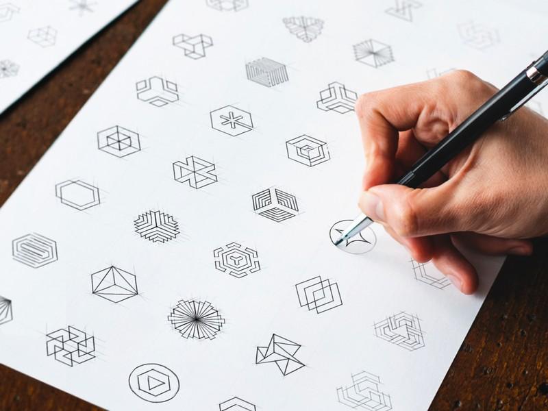 Phác thảo các ý tưởng ra giấy