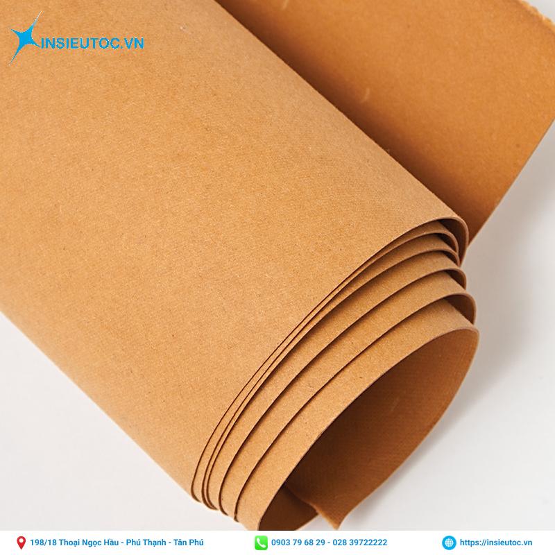 Chất liệu giấy mỹ thuật dùng để làm túi giấy cao cấp