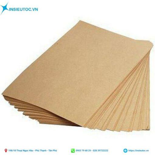 Bán giấy decal da bò số lượng ít