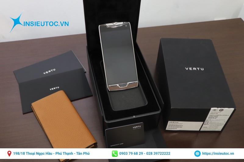 THiết kế và in hộp cao cấp đựng điện thoại