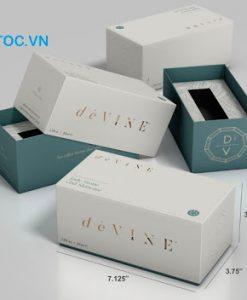 In hộp giấy mỹ phẩm giá rẻ - đẹp - chất lượng