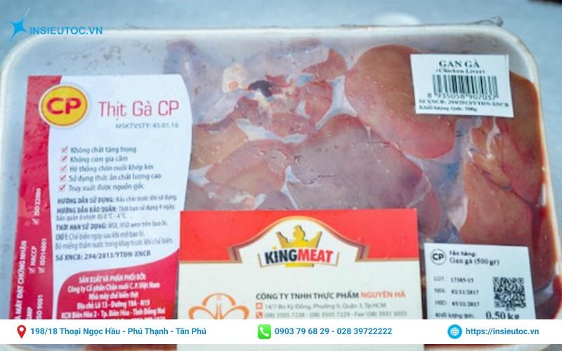mẫu mã vạch dán cho thịt đông lạnh