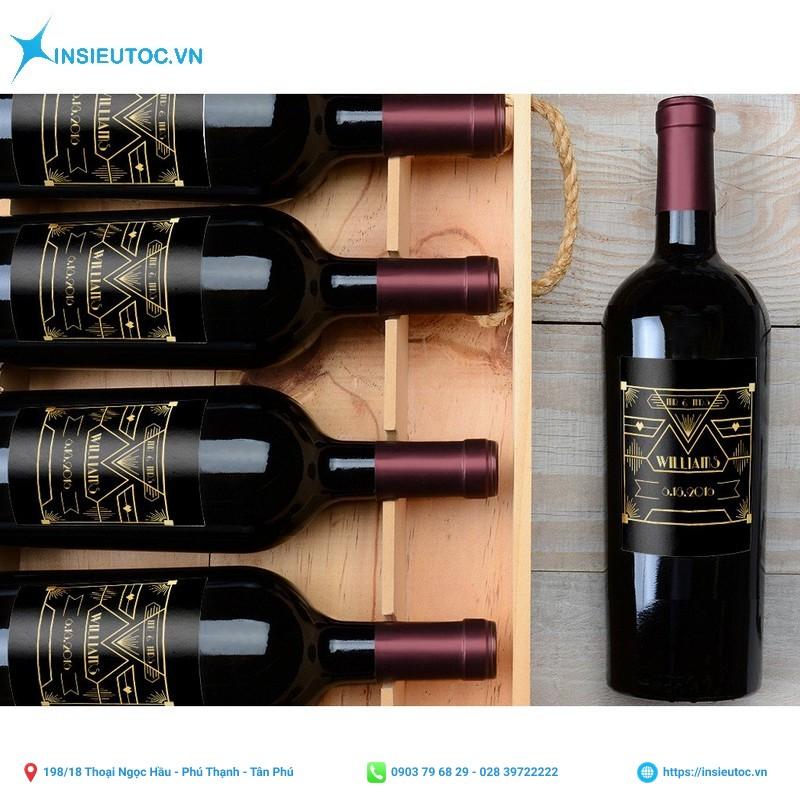 tem nhãn chai rượu giá rẻ