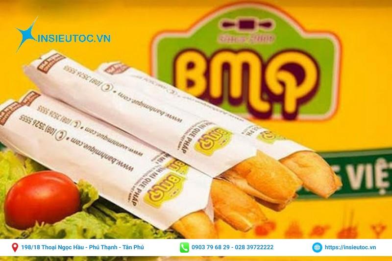 Túi đựng Bánh mì que Pháp BMQ