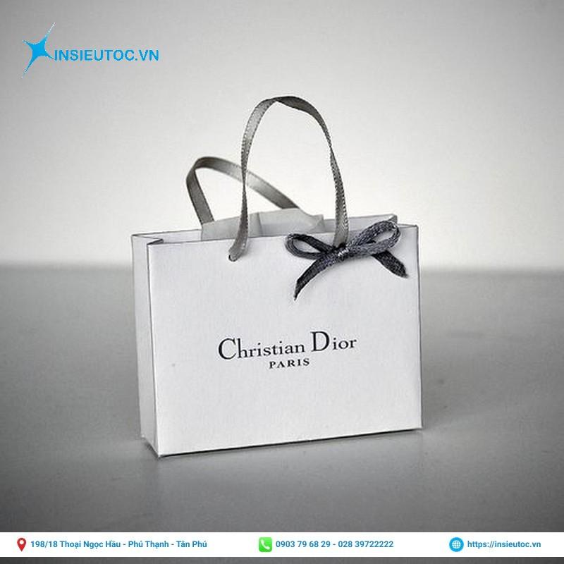 Túi giấy đơn giản