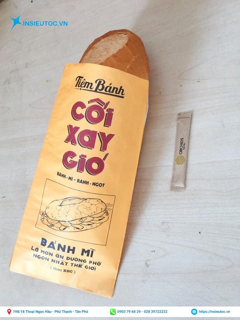 túi không hông đựng bánh mì