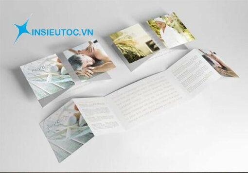 Mẫu Catalogue Spa đẹp