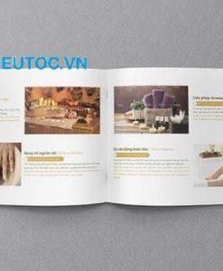 Tư vấn thiết kế Catalog Spa