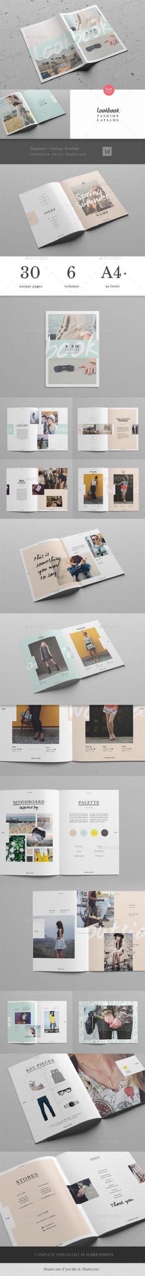 In Catalogue thời trang mới nhất, đẹp nhất năm 2021