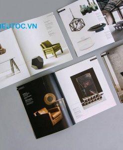 Mẫu catalogue nội thất sang trọng