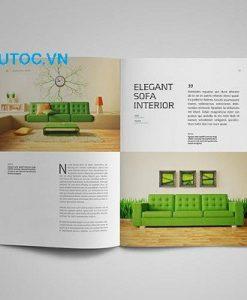 Tổng hợp mẫu catalogue nội thất ấn tượng - In Siêu Tốc VN