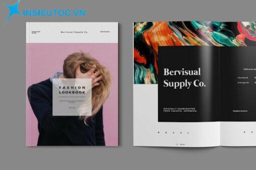 Hình ảnh dùng in Catalogue thời trang