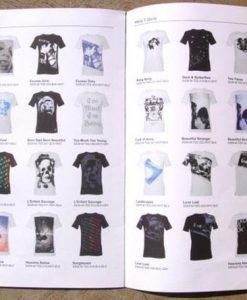 Mẫu cataloge sản phẩm