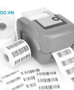 Giấy decal in mã vạch tiện lợi cho người mua hàng check mã sản phẩm