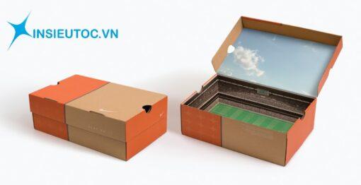 hộp giấy kraft độc đáo
