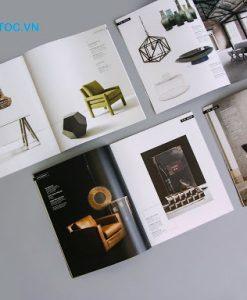 catalogue lĩnh vực nội thất