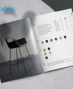 Mẫu cataloge đẹp về nội thất