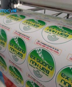 Decal sữa chất lượng bền đẹp