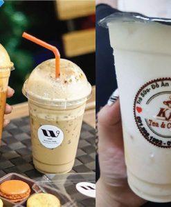 decal sữa phù hợp với sản phẩm ăn uống