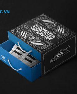 In hộp giấy đựng giày giá sỉ