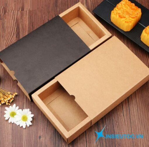 cung cấp hộp giấy kraft đẹp
