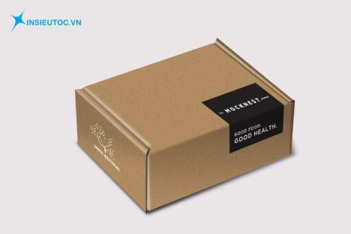 Thiết kế thùng carton ân tượng hcm