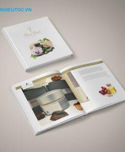 Mẫu catalogue mỹ phẩm - công dụng