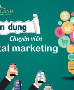 In Poster tuyển dụng