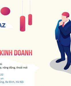 thiết kế poster tuyển dụng